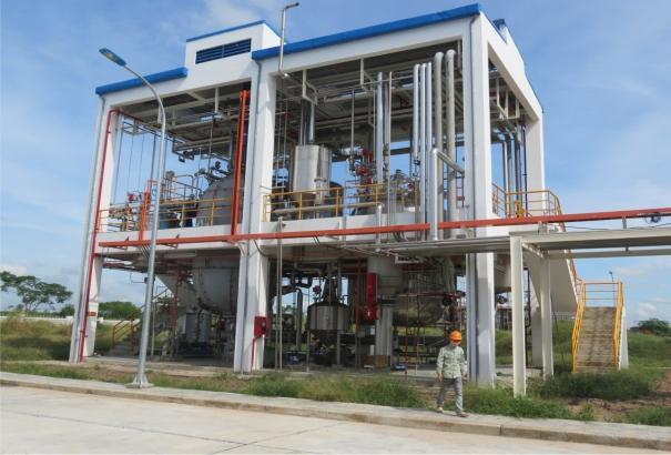 Hệ thống Hydro hóa sử dụng công nghệ Biazzi Thụy Sỹ