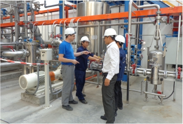 Công nghệ khử khoáng, tinh chế sản phẩm của NOVASEP (Pháp)